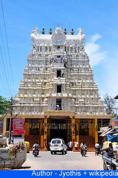 Rameswaram Temple Tour Package