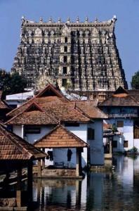 Sri Padmanabhaswamy Temple in Thiruvananthapuram Kerala Tourism