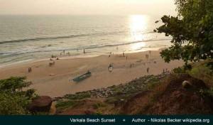 Visit Varkala Beach