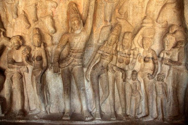 Mahabalipuram temple tour south india