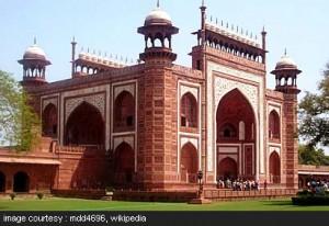 Taj Museum Agra INDIA