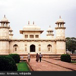 Tomb of Itmad-ud-daula Agra