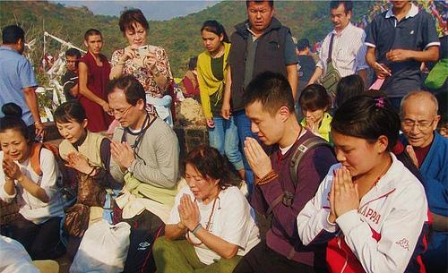 Buddhist Pilgrimage places in india
