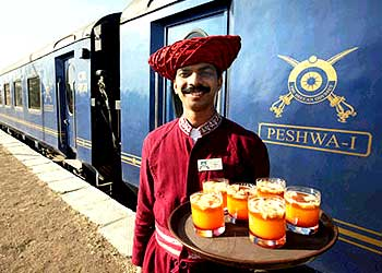 Deccan Odyssey Package Booking