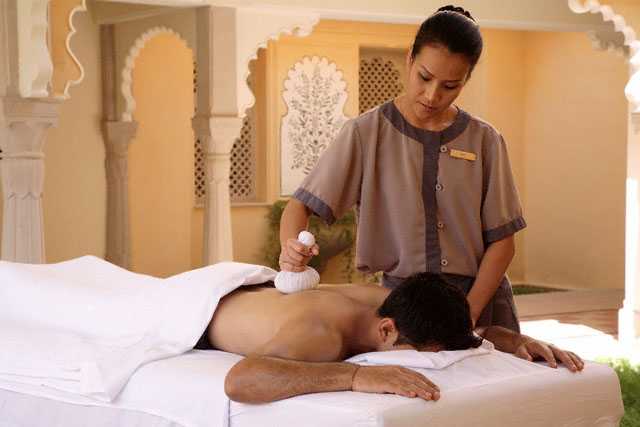 India Luxury Spa Holidays Packages