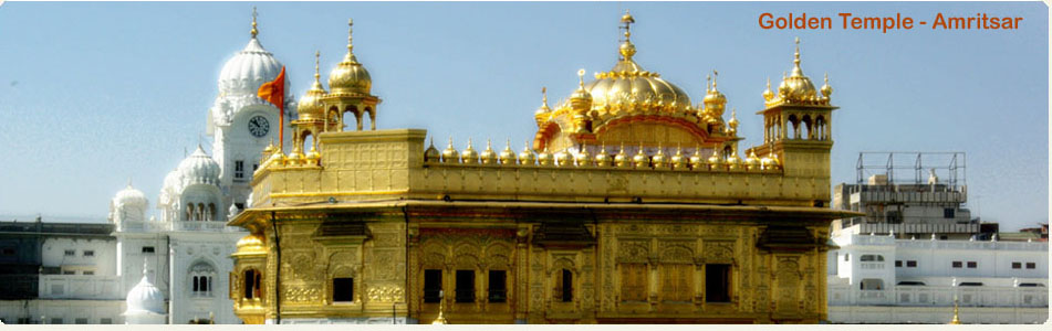 amritsar golden temple tour india