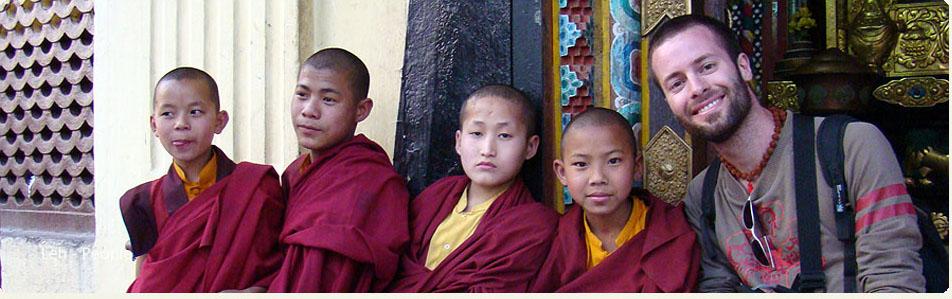 budish tour package india nepal