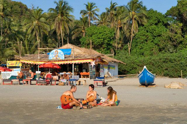 goa india beach travel packages