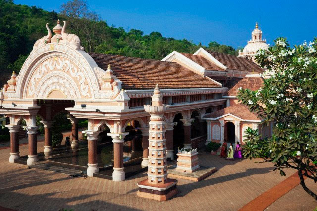 goa temple tour packages