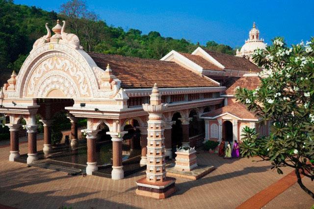 goa temple tour packages