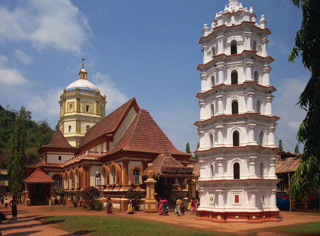 goa temple travel package