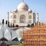Golden Triangle Tour Package India By Train