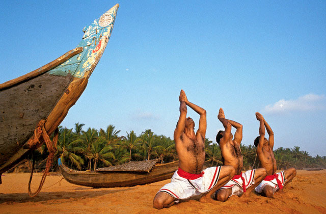 kerala beach tour packages