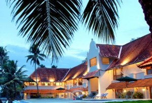 resorts in alleppey